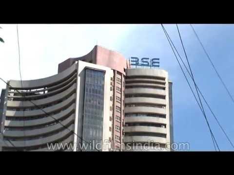 Bombay Stock Exchange building, Mumbai, Maharashtra
