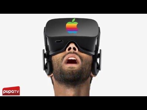 Apple sanal gerçekliğe adım atıyor!