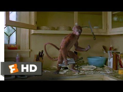 Jumanji (1/8) Movie CLIP - Wasps and Monkeys (1995) HD