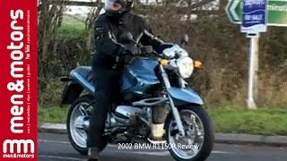 3. 2002 BMW R1150R Review