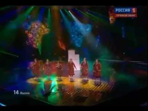 Бурановские бабушки - Eurovision 2012