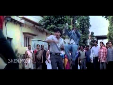 Kannada Shivarajkumar Action Scene From Ashoka 5 Of 6