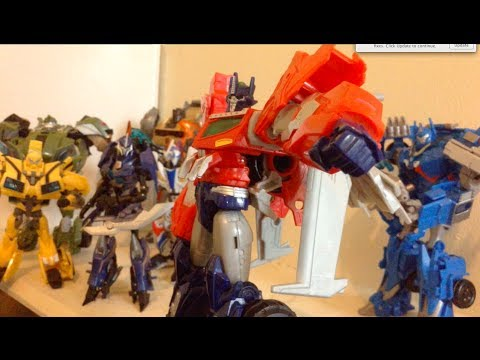 Transformers Prime - Transformers Prime Legacy Ep 11- Counter Strike - Optimus prepares the Autobots for an all out assault on the Decepticons cloning facility on Cybertron. Mean...
