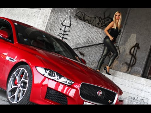 New Jaguar XE 2015 2.0 240 hp