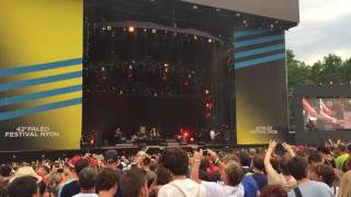 Download Lagu Midnight Oil - Beds are burning @Paleo 2017 Mp3