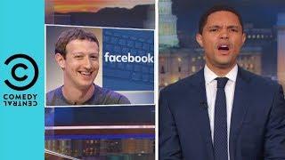 Video Did Donald Trump Hack Your Facebook? | The Daily Show With Trevor Noah MP3, 3GP, MP4, WEBM, AVI, FLV Maret 2018
