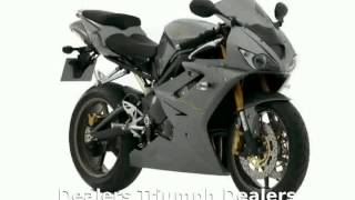 1. 2007 Triumph Daytona 675 Features & Details