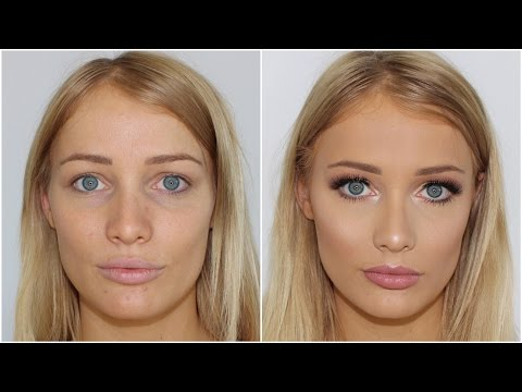 Real Time Client Makeup Tutorial ♡ Soft, Neutral Glam ♡ Jasmine Hand