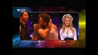 Eurovision 2015 - And the winner is... Måns Zelmerlöw! :)
