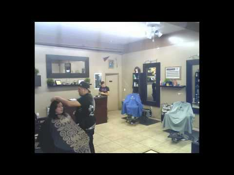 Paranormal Activity at Barber Shop: SCARY