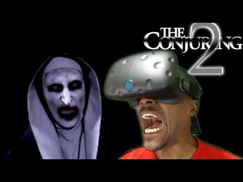REALIDAD VIRTUAL: El Conjuro 2 - Excelente!!!