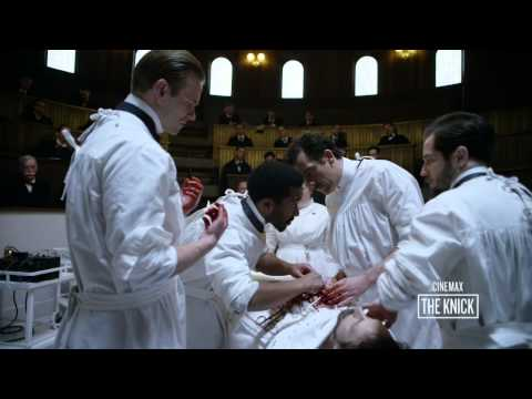 The Knick Season 1: Episode #4 Post-Op (Cinemax)
