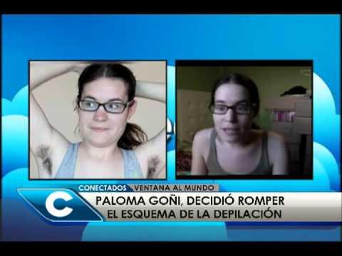 Mujer decide no depilarse dos meses y el resultado impresionó a todos