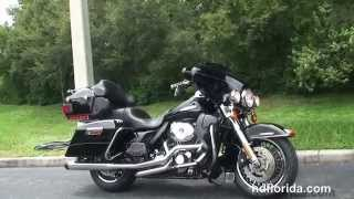 6. Used 2011 Harley Davidson Electra Glide Ultra Limited Motorcycles for Sale