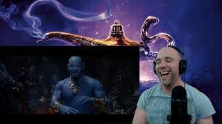 Disney's Aladdin Special Look TRAILER REACTION!!!