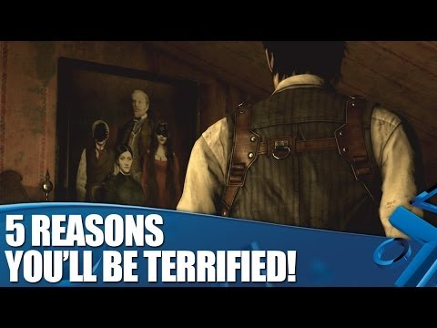 The Evil Within: New Gameplay - 5 Reasons You'll Be TERRIFIED!
