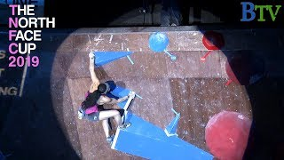 THE NORTH FACE CUP 2019 - Finals by Bouldering TV