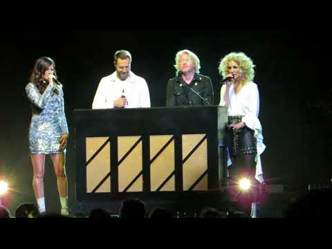 "Little Big Town ""Wichita Lineman"" (Glenn Cambell Cover) Live Acoustic @ Radio City Music Hall"