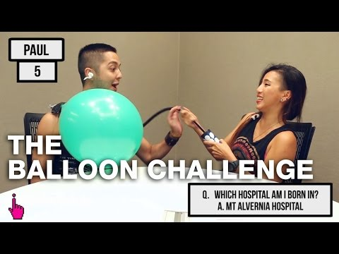 The Balloon Challenge - Chick vs. Dick: EP99 (видео)