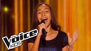 Rolling In The Deep - Adele | Leena | The Voice Kids 2016 | Blind Audition