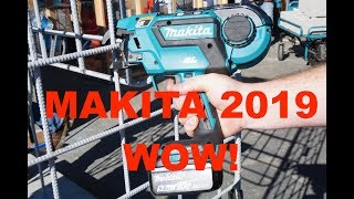 2019 Makita Tools Preview