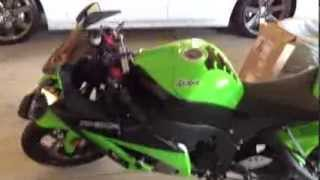 9. 2012 Kawasaki Ninja ZX-10R ABS - FOR SALE! $10,995 550 Miles Like New