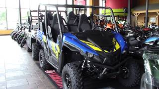 4. 2019 Yamaha Wolverine X4 SE - New Side-By-Side For Sale - Medina, Ohio