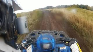 4. 2013 Polaris Sportsman 850 EPS