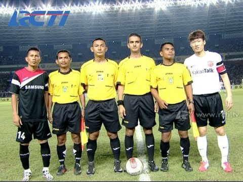 Asian Dream Cup 2014 Highlight - Indonesian All Star vs JS & Friends