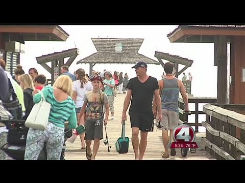 Historical Naples Pier pieces will soon be sold