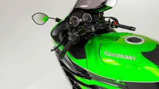 4. New 2016 Kawasaki ZZR1400 Performance Sport - Official Video.
