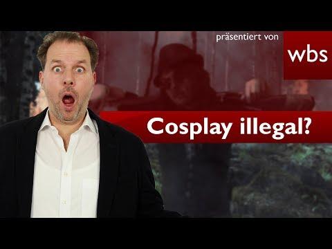 Sind Cosplay-kostüme Illegal?