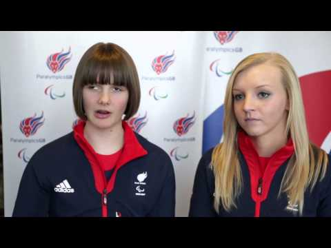 Paralympian Millie Knight And Guide Rachael Ferrier Look To Sochi
