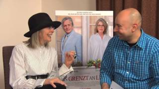 Nonton Interview Diane Keaton 2014 For The Movie And So It Goes Film Subtitle Indonesia Streaming Movie Download