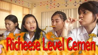 Video RICHEESE LEVEL CEMEN MP3, 3GP, MP4, WEBM, AVI, FLV Maret 2018