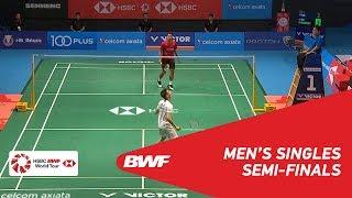 Video MS | LEE Chong Wei (MAS) [7] vs Tommy SUGIARTO (INA) | BWF 2018 MP3, 3GP, MP4, WEBM, AVI, FLV Februari 2019