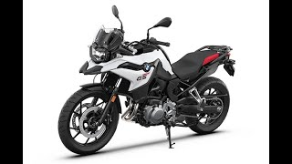 1. 2019 BMW F 750 GS, Options - Walk Around - Test Ride and Evaluation