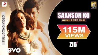 Nonton Saanson Ko   Zid   Arijit Singh   Mannara   Karanvir Film Subtitle Indonesia Streaming Movie Download