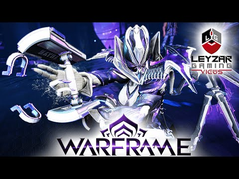 Primed Fulmination & The Staticor -  The Big Bang (Warframe Gameplay)