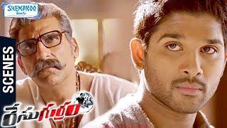 Video Allu Arjun Powerful Warning to Mukesh Rishi | Race Gurram Telugu Movie Scenes | Shruti Haasan MP3, 3GP, MP4, WEBM, AVI, FLV Maret 2018