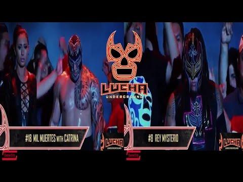 Lucha Underground Season 3 Episode 11 Highlights - Aztec Warfare