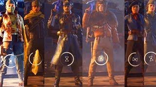 Video HOW TO UNLOCK ALL 6 SECRET PLAYABLE CHARACTERS IN ZOMBIES! (WW2 ZOMBIES NEW CHARACTERS) MP3, 3GP, MP4, WEBM, AVI, FLV Juli 2019