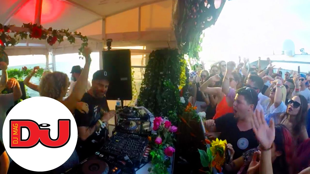 tINI b2b Bill Patrick - Live @ TINI & Gang Boat Party Miami 2016