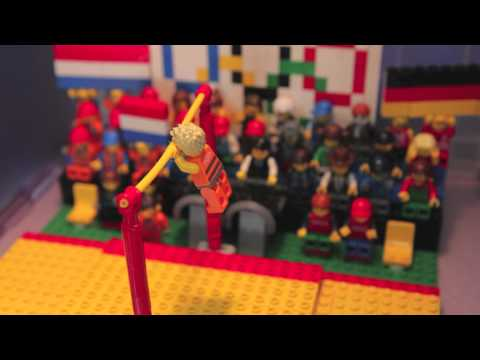 Tribute to Epke by Lego
