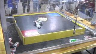 Deathbot Vs Something - Kilobots 4