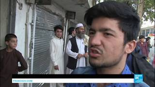 Abonnez-vous à notre chaîne sur YouTube : http://f24.my/youtubeEn DIRECT - Suivez FRANCE 24 ici : http://f24.my/YTliveFRAttentat dans un quartier de la communauté hazara, minorité chiite du pays, régulièrement prise pour cibles par les insurgés.Notre site : http://www.france24.com/fr/Rejoignez nous sur Facebook : https://www.facebook.com/FRANCE24.videosSuivez nous sur Twitter : https://twitter.com/F24videos