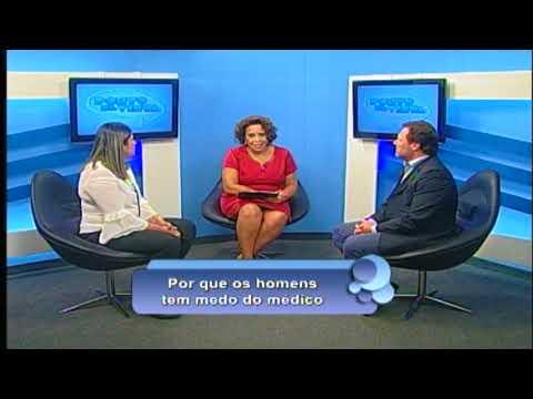 [PONTO DE VISTA] Porque os homem tem medo do médico
