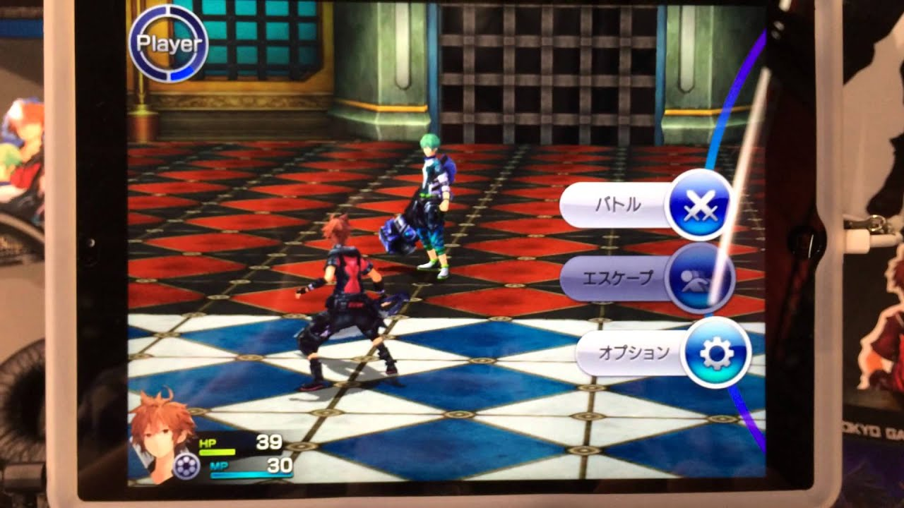 TGS 2014: Hands-On With 'Chaos Rings 3'