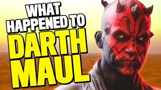 Video What Happened to Darth Maul After Star Wars: Episode I MP3, 3GP, MP4, WEBM, AVI, FLV Oktober 2017