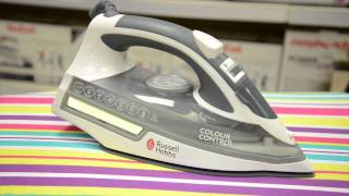 Russell Hobbs Colour Control Iron